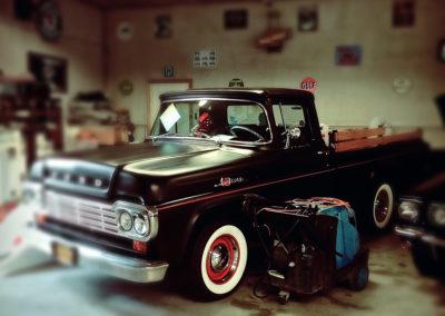 Ford oldtimer